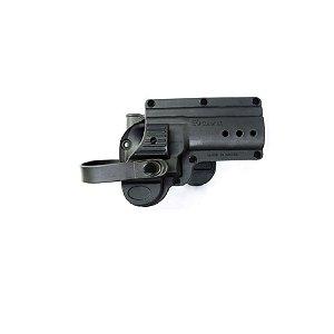 Coldre De Polímero Para Revolver 6 Tiros - Destro