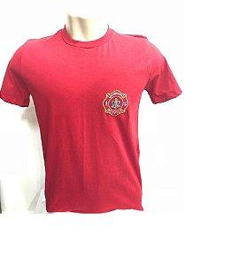Camiseta Bombeiro Civil