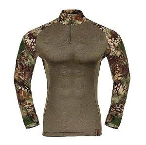 Camisa tática combate raptor invictus