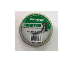 Chumbo Hollow Point 5,5MM