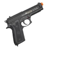 Pistola Airsoft Taurus PT92 Slide Metal - CyberGun
