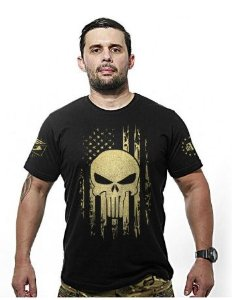 CAMISETA TEAMSIX GOLD LINE