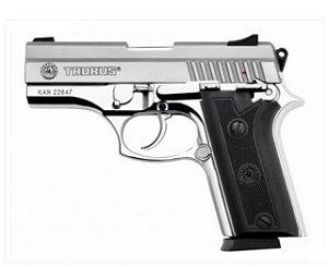 Pistola Taurus PT 938 Inox