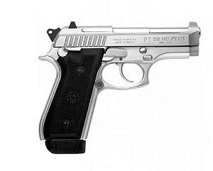 Pistola Taurus PT 58 HC Plus Inox Fosco