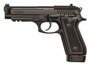 Pistola Taurus PT 59 S Oxidado