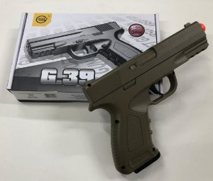 Pistola Airsoft G.39 Model