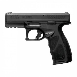 "PIST TAURUS 9MM TS9/17 4"" CARBONO FOSCO"