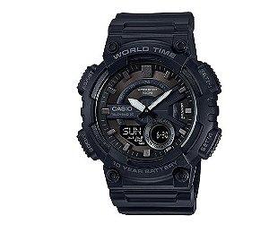 Relógio de pulso CASIO AEQ-110W-1BVDR-SC