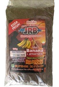 MASSA ESPECIAL JRB - MEL BANANA+ ATRATIVOS 500GR