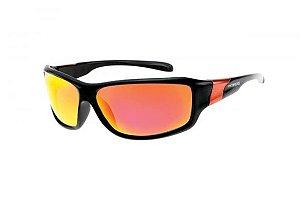 Óculos de Sol Polarizado Cachorra Laranja