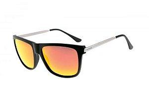 Óculos de Sol Polarizado Cangas Vermelho