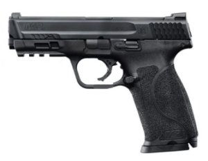 Pistola Smith & Wesson M&P40 M2.0 LE Cal. .40S&W Oxidada 15 Tiros