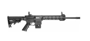 Rifle Smith & Wesson M&P 15-22 SPORT Cal. .22LR - 25 Tiros