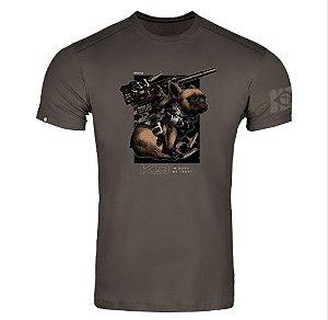 Camiseta Concept K9 INVICTUS