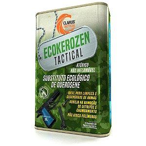 CLARUS EcoKerozen Tactical – Substituto Ecológico de Querosene – Atóxico e Biodegradável – 1L