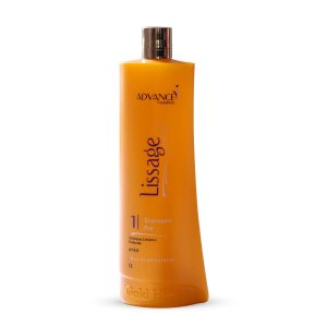 Shampoo Lissage Gold