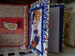 Capa para Livro ou Caderno