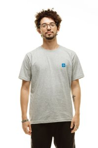 Camiseta Onda Dura Mescla e Azul
