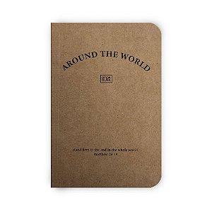 Caderneta Around The World