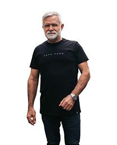 Camiseta Onda invertida - Unissex