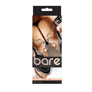 Hogtie Bare Bondage