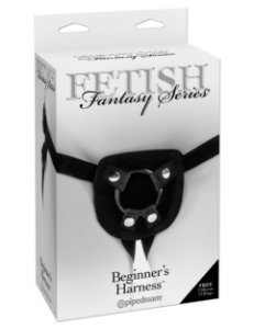 Cinta Begginers Harness Fetish Fantasy
