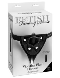 Cinta Vibratória Plush Fetish Fantasy