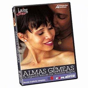 DVD - Almas Gêmeas: Os Segredo Sexuais dos Amantes Negros
