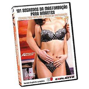 DVD - 101 Segredos da Masturbacao para Amantes - Loving Sex