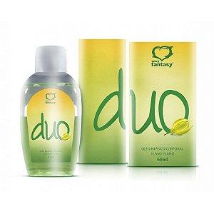 Óleo bifásico hidratante corporal Duo Ylang Ylang