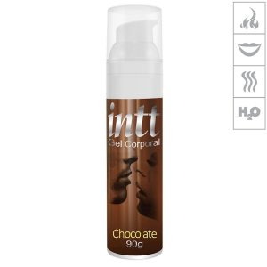Gel Sensual para Massagem Intt 90g Chocolate