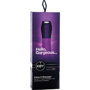 Vibrador Ceres G Massager - Jopen