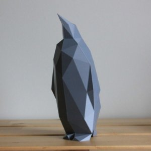 Pinguim Geométrico