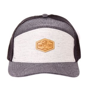 Boné 6 Panel Trucker  Your Face