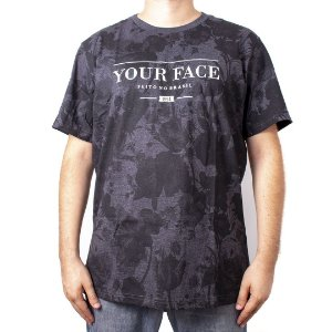 Camiseta Your Face