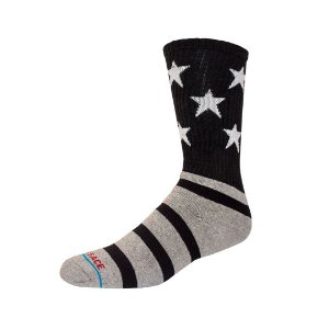 Meia Stripe and Stars