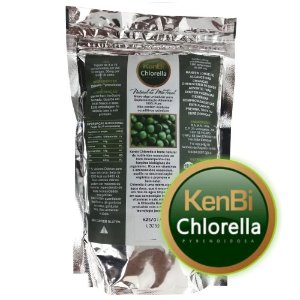 Chlorella 100% Pura 1200 Comprimidos - Kenbi