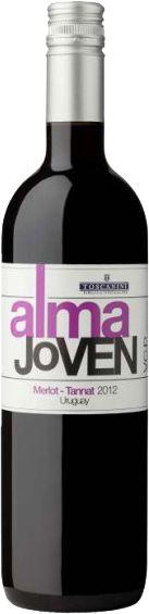 Alma Jovem Merlot/ Tannat