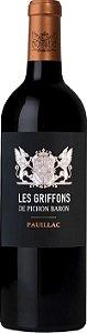 Les Griffons de Pichon Baron Tinto 2014