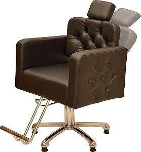 Cadeira de Corte Módena Reclinável