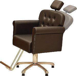 Cadeira de Corte Vernazza Reclinável