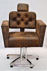 Cadeira de Corte Savona Encosto Fixo