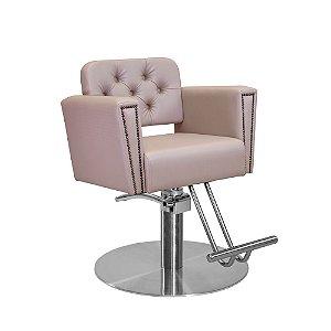 Cadeira de Cabeleireiro Savona Encosto Fixo sem Cabeçote