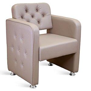 Cadeira De Cabeleireiro/Manicure Recepção Módena