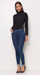 Calça jeans skinny Helena