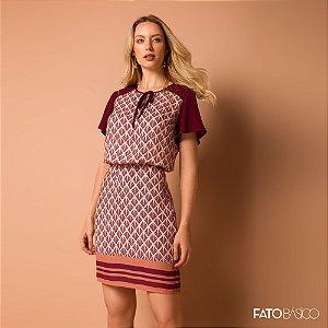 Vestido Recorte