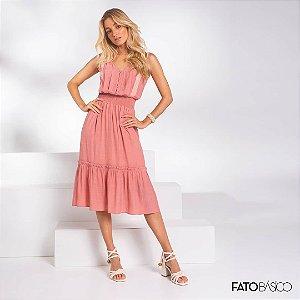 Vestido Lastex