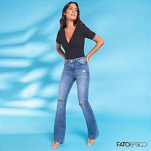 Calça jeans Fato Básico