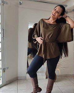 blusa ampla