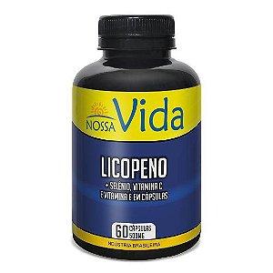 LICOPENO 60CAPS